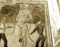 I santi di Cesano: San Sebastiano Martire