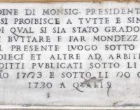 La raccolta pap a Cesano e Osteria Nuova: modifiche