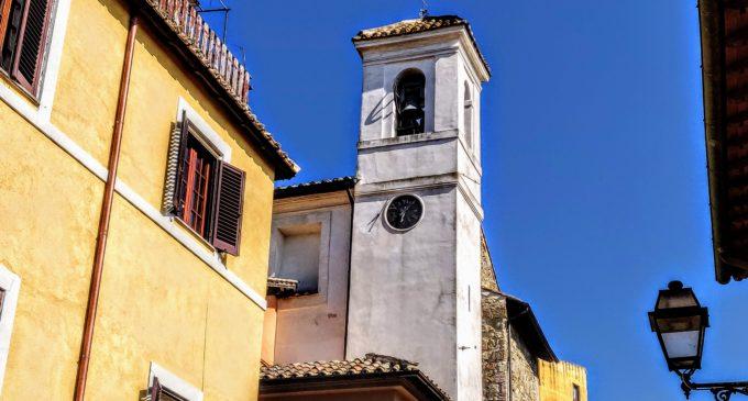 I santi di Cesano: San Giovanni Battista