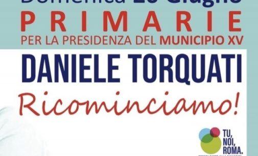 Primarie PD: XV Municipio